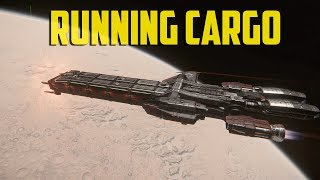 Star Citizen - Running Cargo