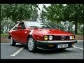 Alfa Romeo GTV6 home build project