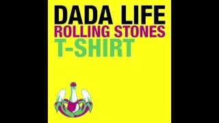 Play Rolling Stone T-Shirt (Cazzette Approaching Starry Homes Mix)