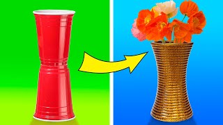 DIY DECOR ON BUDGET || 30 CHEAP AND EASY HOME DECOR HACKS