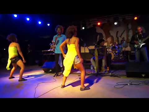Yvon Paul Live au Festival Donia Nosy-be 2016