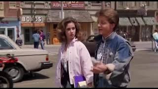 Спасите городские часы ... отрывок из фильма (Назад в будущее/Back to the Future)1985