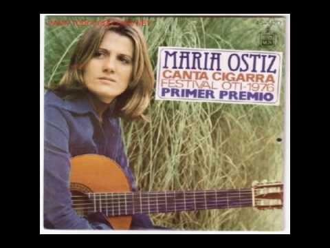 María Ostiz - N'a Veiriña Do Mar