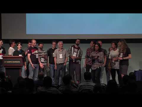 The Danish Crypto Choir: Don't Worry, Be Happy!