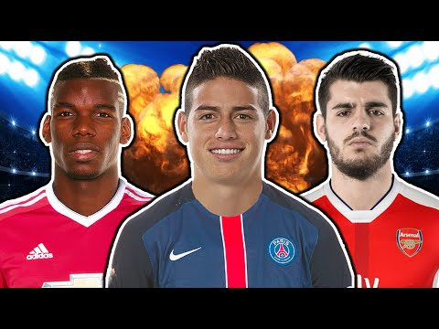 Manchester United, PSG & Arsenal: The Craziest Window Ever? | Transfer Talk