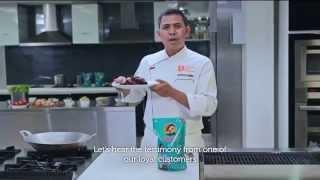 Masakan Indonesia bersama Chef Aldi   Kecap Bango, Rahasia kelezatan Ayam Bakar