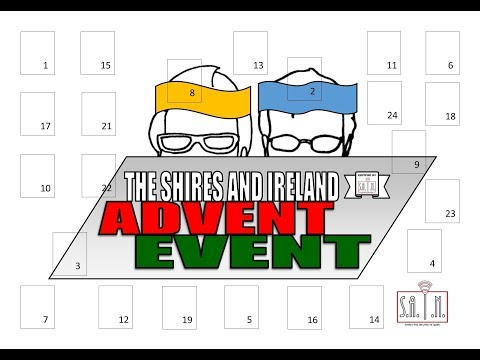 Shires and Ireland's Advent Event: School's Out (15th December 2018)