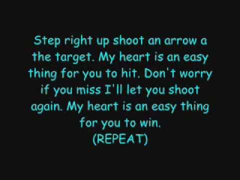 Step Right Up Lyrics