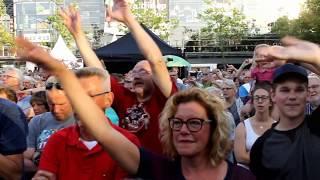 Opening TT Festival 2017 met JWF Kapel en Mooi Wark