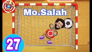 Kick The Buddy Gameplay - Face of | محمد صلاح | Walkthrough part 27 | New Sports ( iOS, Android )