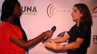 Interview with RUNA® at the Rebel Minded Festival 2014