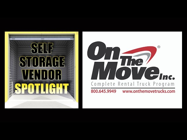 Self Storage Vendor Spotlight: CJ- On The Move