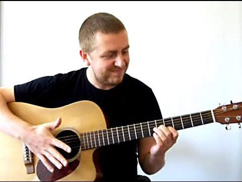 Guitar Lesson - Daydreamer - Adele - How To Play - Drue James