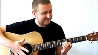 Guitar Lesson - Daydreamer - Adele - Learn Guitar In London