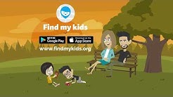 Find My Kids: Child GPS-watch & Phone Tracker