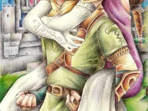 nouvelle vido de link et zelda love - Link Et Zelda