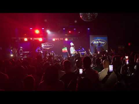Sizzla Kalonji live BB kings September 2017 (Part 1)