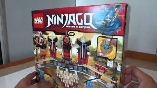 Lego Ninjago Skeleton Bowling Unboxing 2519