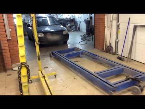 Кузовной ремонт акцент Hyundai Accent