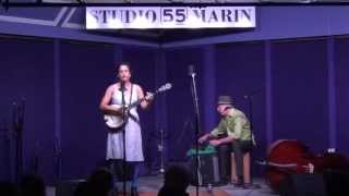 Evie Ladin and Keith Terry perform Sugar Babe at Studio 55 Marin