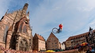 Red Bull District Ride 2011 [HD]
