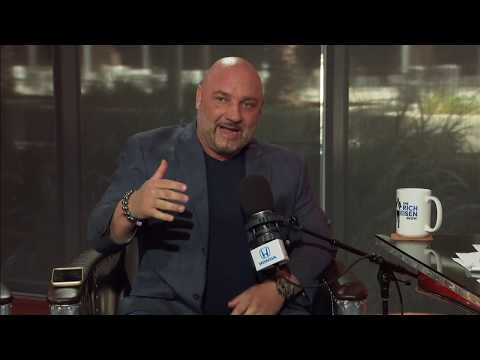FOX Sports' Jay Glazer on How the NFL Draft Will Shake Out | The Rich Eisen Show | 4/20/18