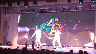 Valentin Shikov & Fadi Fusion - Sunday show - 4th World Stars Salsa Festival