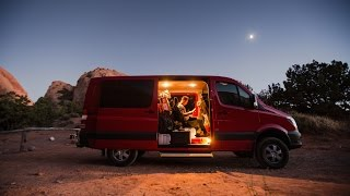Mercedes-Benz Sprinter 4x4 | Across America
