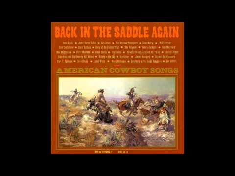 A-RIDIN' OLD PAINT - Tex Ritter