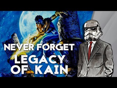 Legacy of Kain (Series Retrospective) - Never Forget | Bouke
