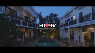 Mulberry Boutique Hotel | Siem Reap, Cambodia