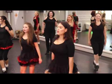 Festive Fusion - Irish Dance - Create Not Hate