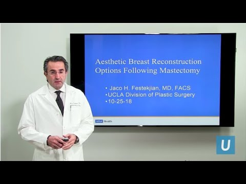 Aesthetic Breast Reconstruction Options Following Mastectomy   UCLA Plastic Surgery