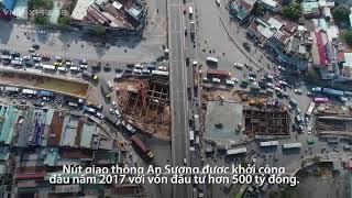 5 công trình giao thông lớn TP HCM sẽ hoàn thành trong 2018