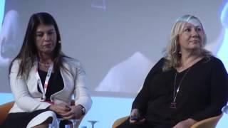 Türkiye'nin Başarılı Kadınlarının Marka Hikayeleri / Evrim Aras #Brandweek15