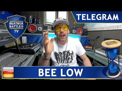 Bee Low - Triple BBB Telegram 02 - Beatbox Battle TV