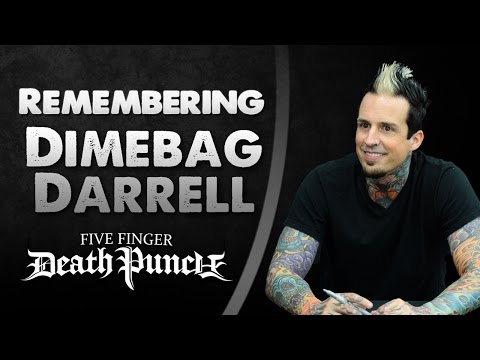 FFDP's Jeremy Spencer - Remembering Dimebag Darrell