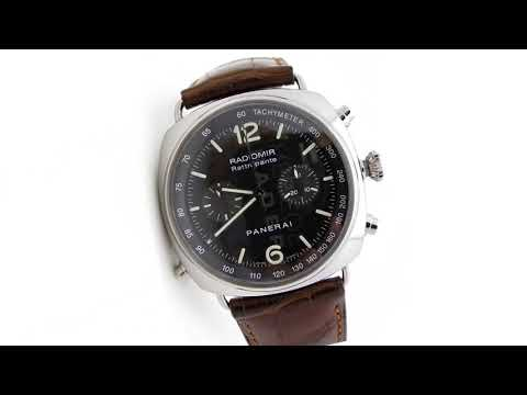 PAM214 Panerai Radiomir Chronograph Rattrapante Split Second 45mm PAM 214