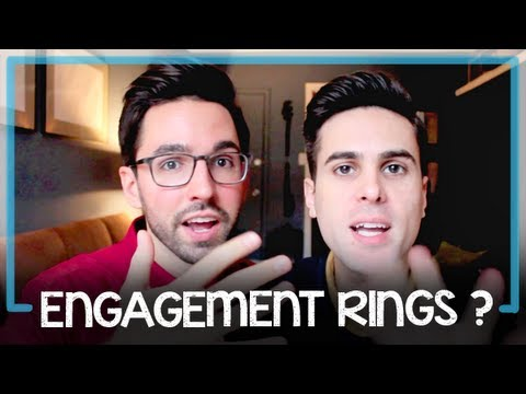 Same-Sex Marriage: Do You Wear Engagement Rings?