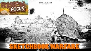 Battlefield 1 - SketchBook Warfare | Funny Moments w/Friends