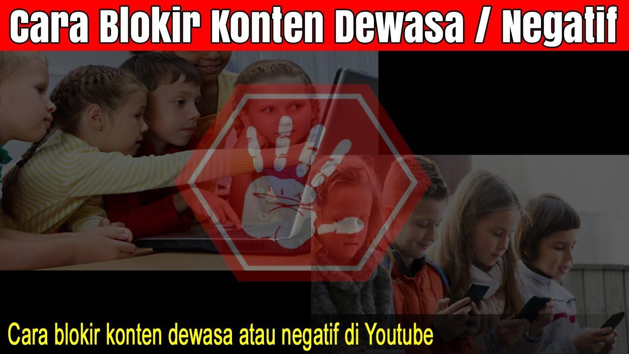 11+ Cara Memproteksi Youtube Untuk Anak paling mudah