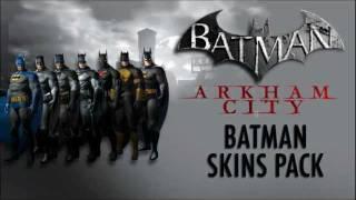 Batman: Arkham City- The Arkham Bundle