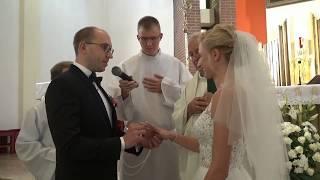 Koszalińska sprinterka, złota medalistka Małgorzata Hołub wzięła ślub