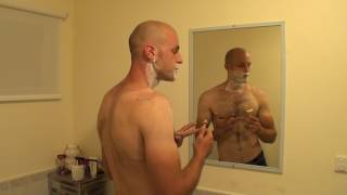 Dating tips for bald guys - part 01 - Be fit and diet