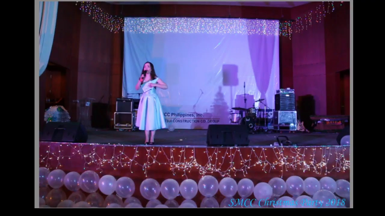 SMCC Philippines, Inc  Christmas Party 2018 - Live Stream - YouTube