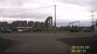 ДТП на Суздальском пр  07 06 2018 в 19 15