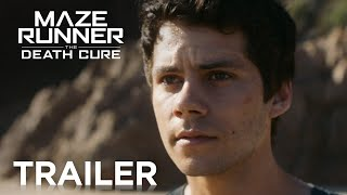 MAZE RUNNER: THE DEATH CURE - Biopremiär 26 januari - Trailer 2 SE HD