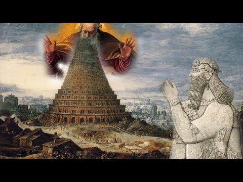 Los Anunnaki, La Torre De Babel Y La Confusión De Lenguas, CAPÍTULO  19