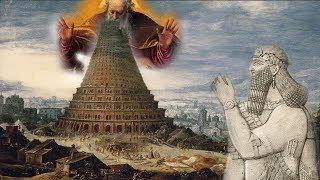 Los Anunnaki La Torre De Babel Y La Confusión De Lenguas CAPÍTULO 19