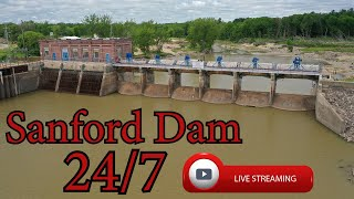 Preview of stream Sanford Dam 24/7 HD Live Stream